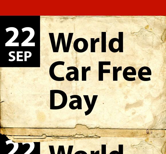 روز جهانی بدون خودرو؛ ضرورت آگاهی بخشی مردم در جهت حرکت به سمت حمل و نقل پاک