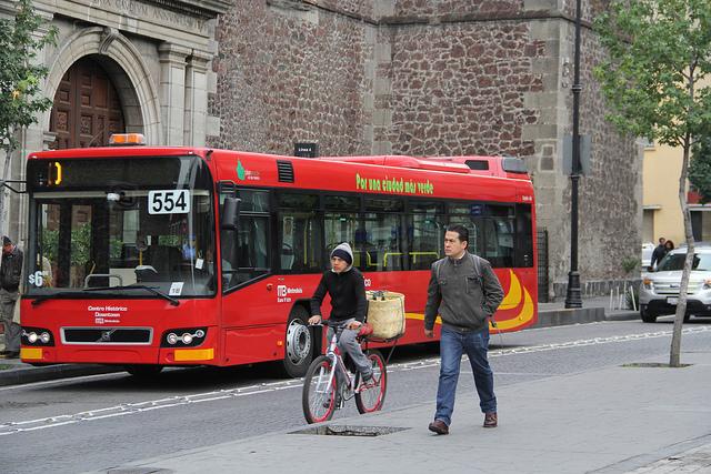 توسعه حمل و نقل محور (TOD) در کشورهای در حال توسعه – مطالعه موردی مکزیک