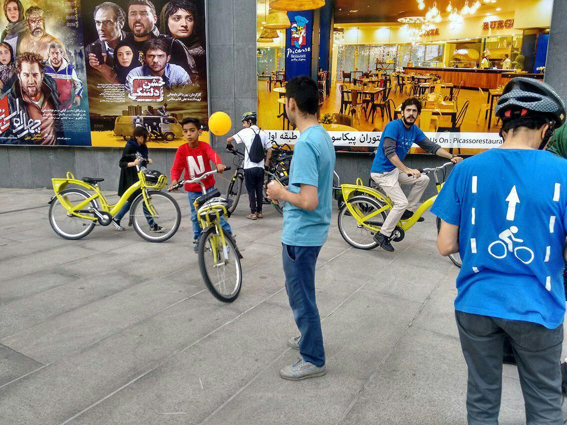 شیوه دوچرخه سواری برای افراد مبتدی