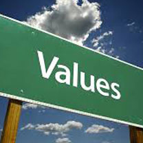 اصول ارزش